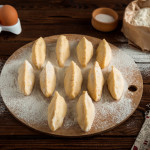 Canva - Dumplings on Round Tray