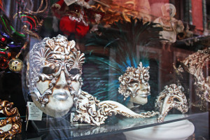 Canva - Photo of Masquerade Masks